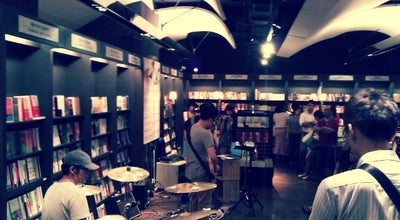 Photo of Bookstore 勤美誠品綠園道店 Eslite Bookstore at 公益路68號3f, Taichung 401, Taiwan