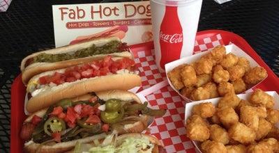 Photo of Hot Dog Joint Fab Hot Dogs at 19417 Victory Blvd, Tarzana, CA 91335, United States