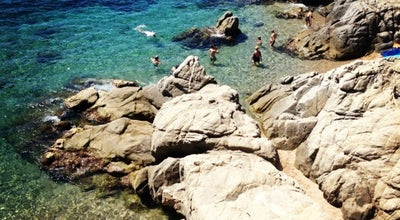 Photo of Beach Cala Rovira at Carrer Cala Rovira, Castell-Platja d'Aro 17250, Spain