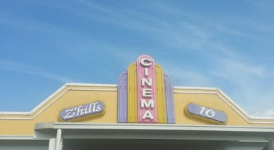 Photo of Movie Theater Zephyrhills Cinema 10 at 6848 Gall Blvd, Zephyrhills, FL 33542, United States