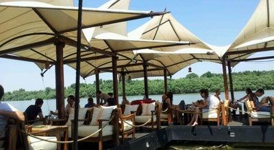 Photo of Lounge Amsterdam at Kej Oslobođenja Bb, Beograd 11080, Serbia