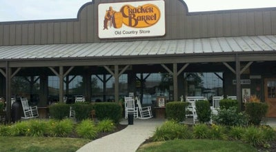 Photo of American Restaurant Cracker Barrel Old Country Store at 7015 122nd Avenue I-94 & Sr 50, Kenosha, WI 53142, United States