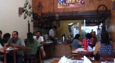 Photo of Brazilian Restaurant Canto Gaúcho at Rua Prof. Mata Pereira, 65, Cruz das Almas, Brazil
