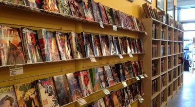Photo of Hobby Shop Bridge City Comics at 3725 N Mississippi Ave, Portland, OR 97227, United States
