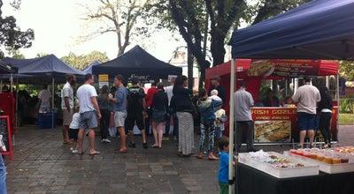 Photo of Farmers Market Kings Cross Organic Market at Fitzroy Gardens, Potts Point, NS 2011, Australia