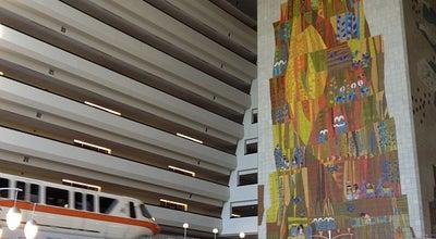 Photo of Resort Disney's Contemporary Resort at 4600 North World Dr., Orlando, FL 32830, United States