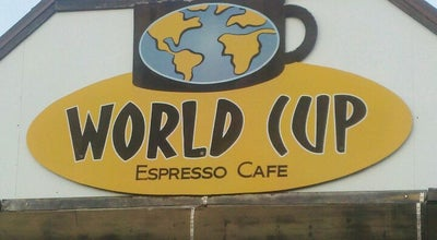 Photo of Coffee Shop World Cup Espresso Cafe at 1501 Sw 21st St, Topeka, KS 66604, United States