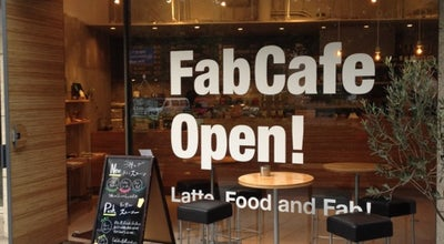 Photo of Cafe FabCafe Tokyo at 道玄坂1-22-7, 渋谷区 150-0043, Japan