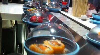 Photo of Sushi Restaurant YO! Sushi at Union Square, Torry AB11 5RG, United Kingdom