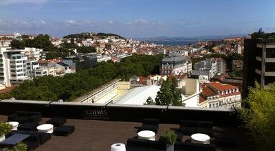 Photo of Roof Deck Sky Bar at Tivoli Lisboa | Avenida Da Liberdade, 185, Lisboa 1269-050, Portugal