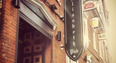 Photo of Bar Le Sainte-Élisabeth at 1412, Rue Sainte-élisabeth, Montréal, QC H2X 3C6, Canada