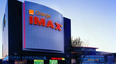 Photo of Movie Theater Orange IMAX at Powsińska 31, Warszawa 02-903, Poland