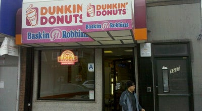 Photo of Coffee Shop Dunkin' Donuts at 7513 Metropolitan Ave, Middle Village, NY 11379, United States