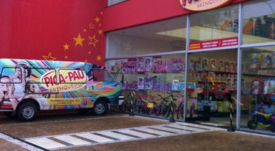 Photo of Toy / Game Store Pica-Pau Brinquedos at Rua Benjamin Constant, 1474, Piracicaba, Brazil