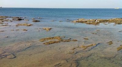 Photo of Beach Scogli dell'Accademia at Viale Italia, Leghorn, Italy