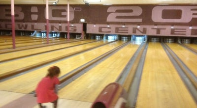 Photo of Bowling Alley Big 20 Bowling Center at 382 Us Route 1, Scarborough, ME 04074, United States