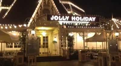 Photo of Bakery Jolly Holiday Bakery Cafe at Main Street, U.s.a., Anaheim, CA 92802, United States
