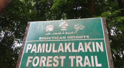 Photo of Trail Pamulaklakin Forest Trail at Philippines