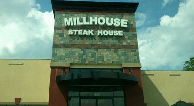 Photo of Steakhouse MillHouse SteakHouse at 1215 E King Ave, Kingsland, GA 31548, United States