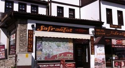 Photo of Candy Store SafranTat  Lokumcusu at Safranbolu, Turkey