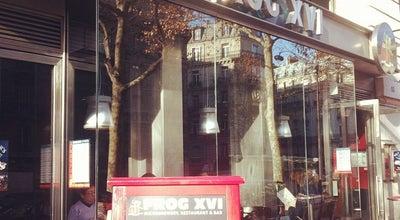Photo of Pub Frog XVI at 110 Bis Avenue Kléber, Paris 75016, France