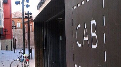 Photo of Art Gallery CAB - Centro de Arte Caja Burgos at Calle De Saldaña S/n, Burgos 09003, Spain