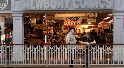Photo of Comic Shop Newbury Comics at 74 Providence Pl, Providence, RI 02903, United States