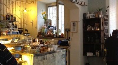 Photo of Cafe Wilmer kaffebar at Bergsgatan, Stockholm, Sweden