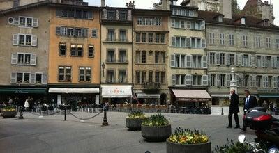 Photo of Plaza Place du Bourg de Four at Place Du Bourg De Four, Genève 1204, Switzerland