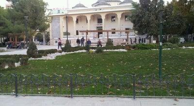 Photo of Mosque Delikliçınar Yeni Camii at Denizli, Turkey
