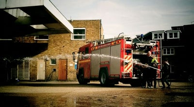 Photo of Fire Station Staines Fire & Ambulance Station at Town Ln, Ashford TW19 7AA, United Kingdom