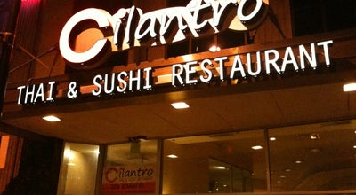 Photo of Thai Restaurant Cilantro Thai & Sushi at 326 S Main St, Akron, OH 44308, United States