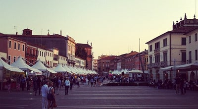 Photo of Plaza Piazza Erminio Ferretto at Piazza Erminio Ferretto, Mestre, Italy