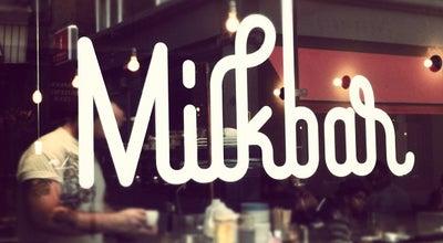 Photo of Coffee Shop Milkbar at 3-5 Bateman St, Soho W1D 4AG, United Kingdom