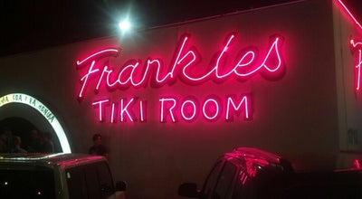 Photo of Nightlife Spot Frankie's Tiki Room at 1712 W Charleston Blvd, Las Vegas, NV 89102, United States