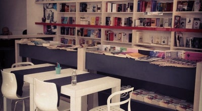 Photo of Bookstore Tayfa Kitapkafe at Selanik Cd. No:82/32 Kızılay, Ankara, Turkey