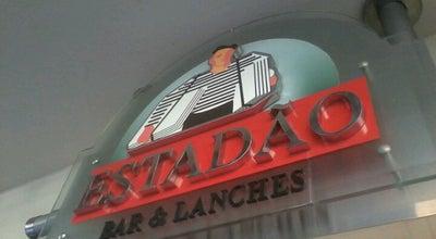 Photo of Snack Place Estadão Bar & Lanches at Vd. Nove De Julho, 193, São Paulo 01313-000, Brazil
