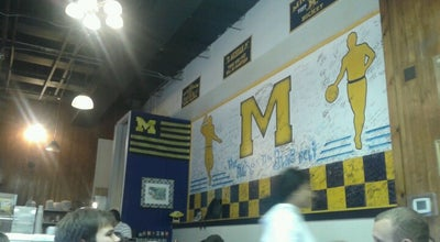 Photo of Sandwich Place Maize N Blue Deli at 1329 S University Ave, Ann Arbor, MI 48104, United States
