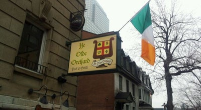 Photo of Irish Pub Ye Olde Orchard Pub & Grill at 1189 De La Montagne, Montreal H3G 1Z2, Canada