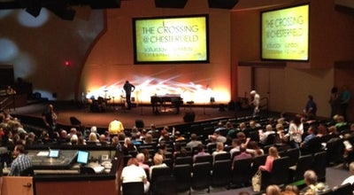 Photo of Church Windsor Crossing at 114 N Eatherton Rd, Chesterfield, MO 63005, United States