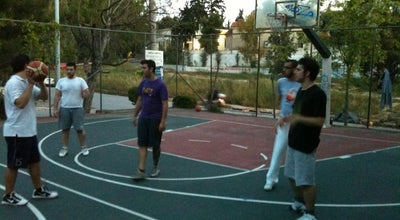 Photo of Playground Μπασκετάκια at 25ης Μαρτίου, Άγιος Δημήτριος, Greece