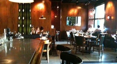Photo of American Restaurant Burger & Barrel Wine Pub at 25 W. Houston St, New York, NY 10012, United States