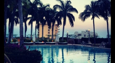 Photo of Pool Poolside at Four Seasons Hotel Miami at 199 Se 14th Ln, 7th, Miami, FL 33131, United States