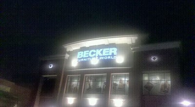 Photo of Furniture / Home Store Becker Furniture World & Mattress at 866 Rosedale Ctr, Roseville, MN 55113, United States