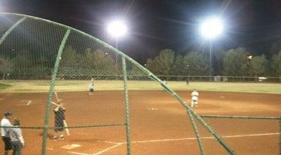 Photo of Baseball Field Freestone Softball Park at 1045 E Juniper Rd., Gilbert, AZ 85234, United States