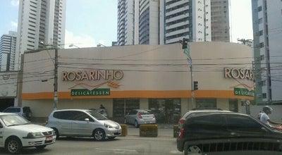 Photo of Bakery Rosarinho Delicatessen at Av. Norte Miguel Arraes, 3109, Recife 52041-080, Brazil