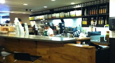 Photo of Coffee Shop Starbucks at 3 Park Ave, New York, NY 10016, United States