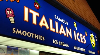 Photo of Ice Cream Shop Ralph's Italian Ices at 570 Fischer Blvd, Toms River, NJ 08753, United States