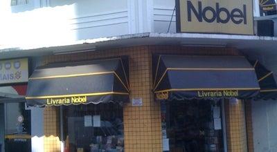 Photo of Bookstore Livraria Nobel at Itajubá, Brazil