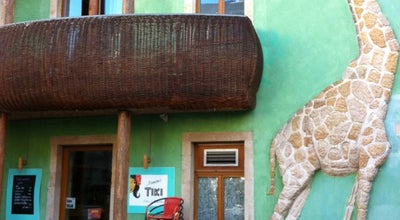 Photo of Cafe Tiki im Kunsthof at Görlitzer Strasse 2b, Dresden, Germany